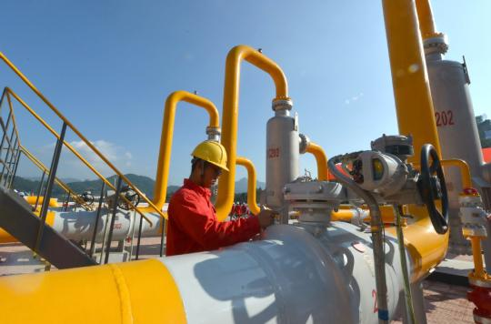 Energy security through deals abroad